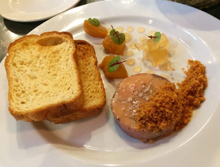Au Comptoir Foie Gras