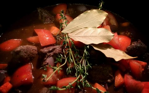 Red Wine Slow Braised Beef Stew photo by Kaila So
