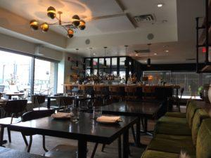 Anju Restaurant Interior