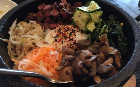 Hot Stone Rice Bowl