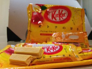 Passion Fruit Kit Kat image by Kit Kat Edtertainer