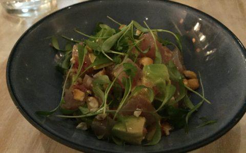 Oddfish Marlin Ceviche Poke