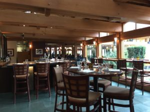 Old Vines Restaurant by Quails' Gate Interior