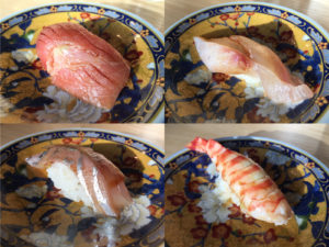 Masayoshi Nigiri Omakase featuring Ocean Wise Tuna, Spots prawn and more